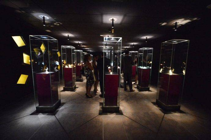 Museo Mim de Beirut: Una de las colecciones de minerales más impresionantes del mundo