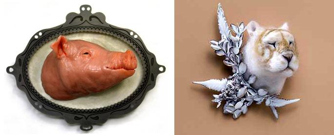 Los otros bestiarios de la joyería contemporánea