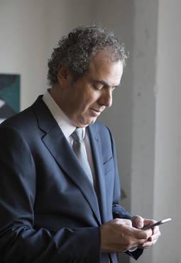 Yoram Dvash, presidente de las Bolsas de Diamantes.