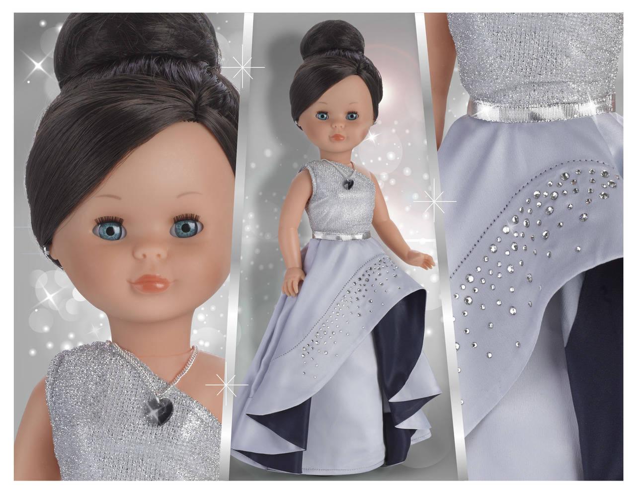 Brillos de Swarovski en el 50 aniversario de la muñeca Nancy