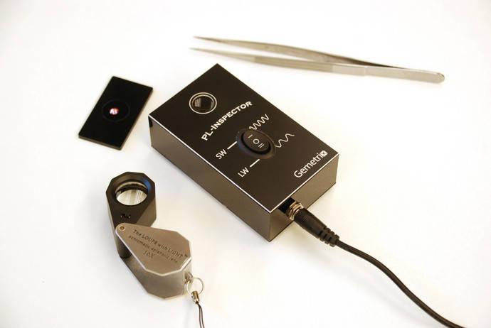 El dispositivo más rentable frente a diamantes sintéticos