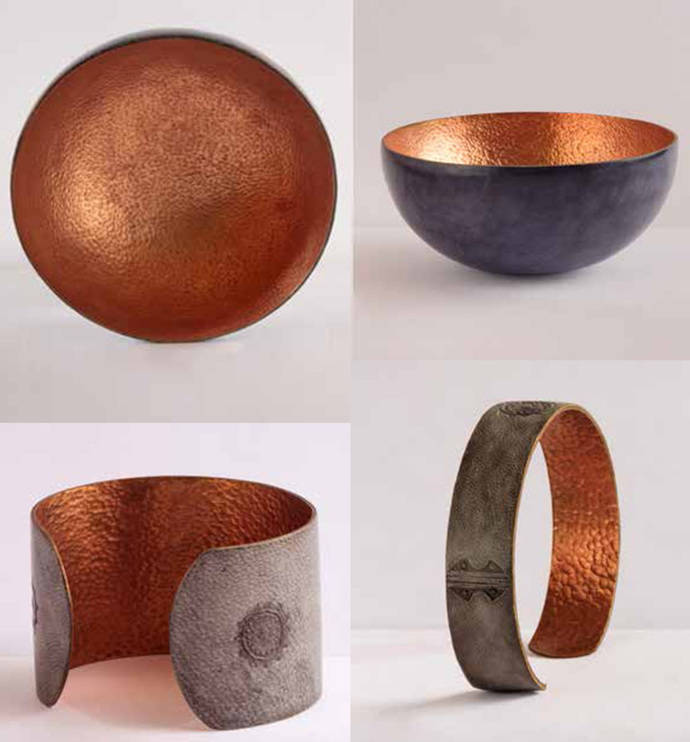 Respaldo a la artesanía elaborada por refugiados