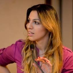 Ali Pastorini es la presidenta de Mujeres Brillantes.