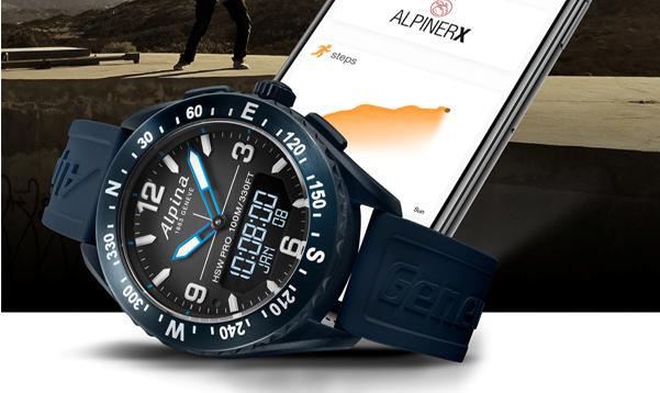El nuevo reloj inteligente de la marca.