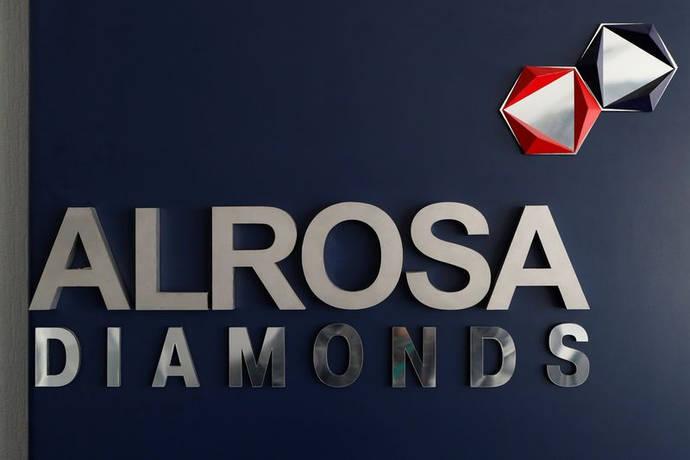 Cierre al alza para la minería rusa de diamantes