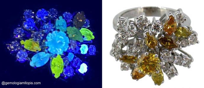 La pesadilla de los diamantes amarillos fancy