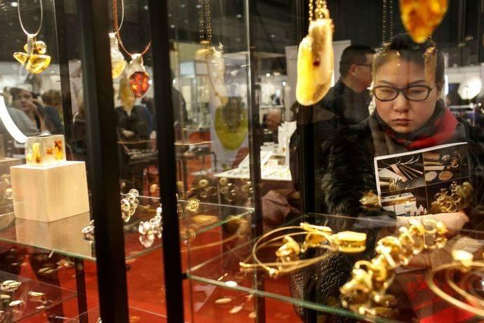 Polonia acoge una de las principales citas europeas del ámbar: Amberif