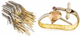 El anillo protagoniza el concurso de la feria Oro Arezzo