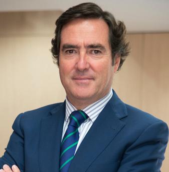 Antonio Garamendi, nuevo presidente de los empresarios