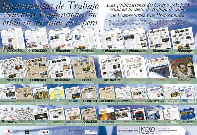 """Los Editores piden al Gobierno un """"plan de choque"""" para 2.000 periódicos y revistas"""