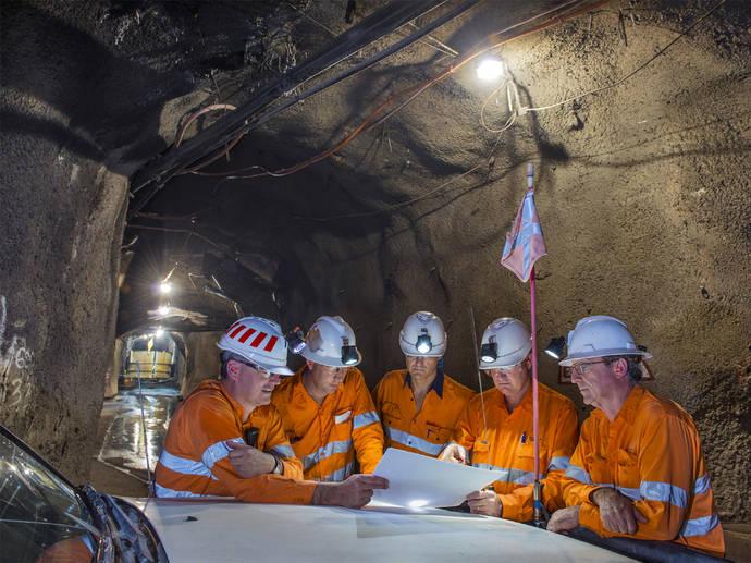 La mayor mina de Australia se queda sin diamantes