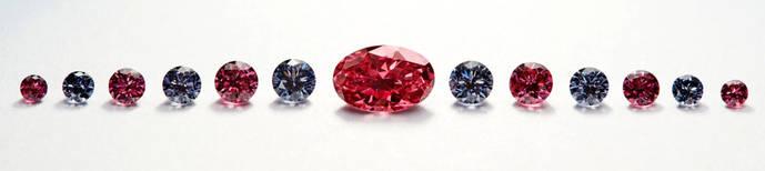 Subastas de la última gran mina de diamantes de color