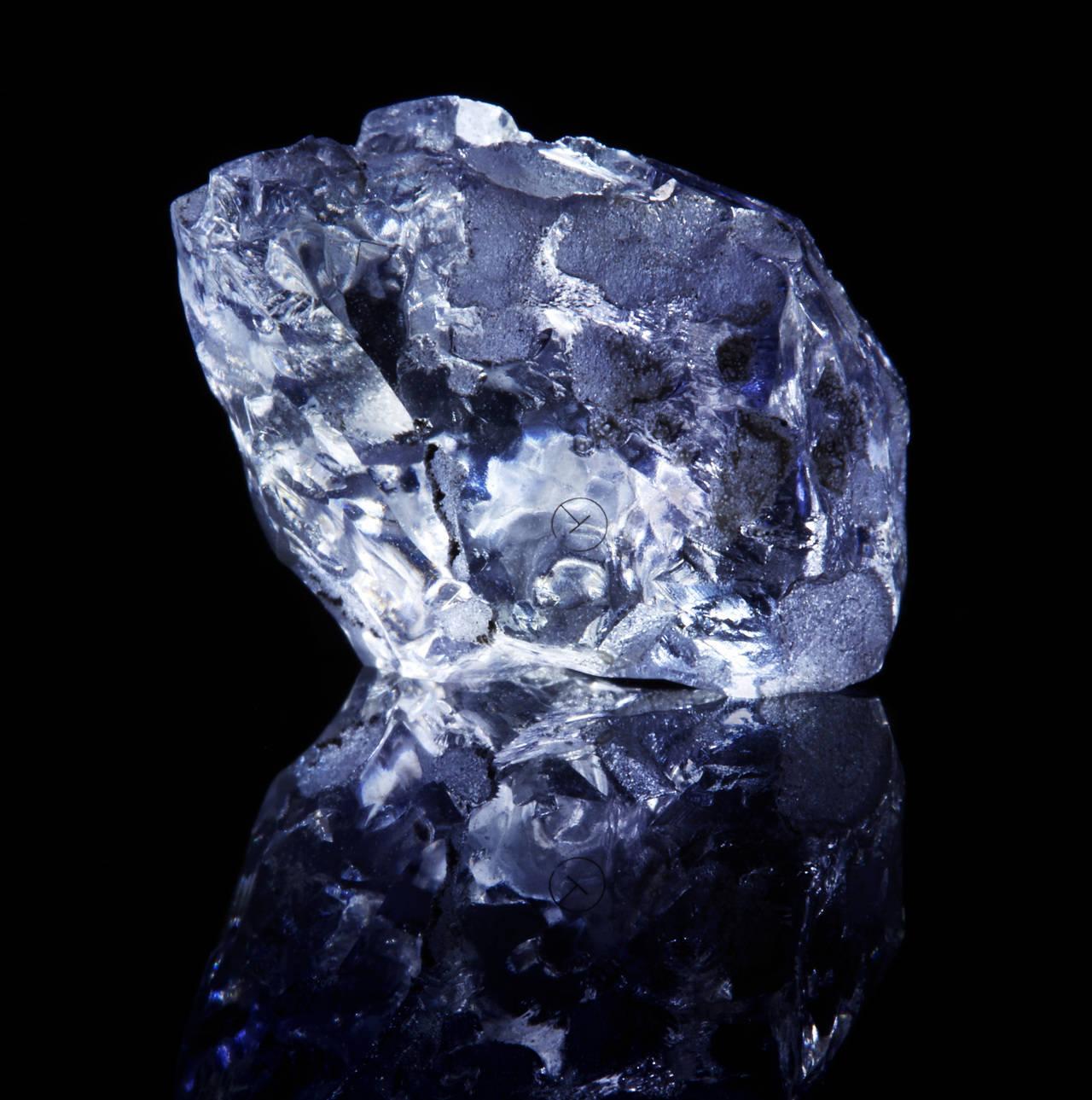Algunos de los diamantes más <em>raros,</em> en el Museo