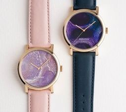 Aristocrazy e IED: relojes Watercolors
