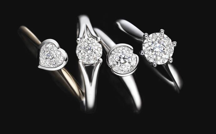 Arleys combina la plata con los diamantes en su nueva línea