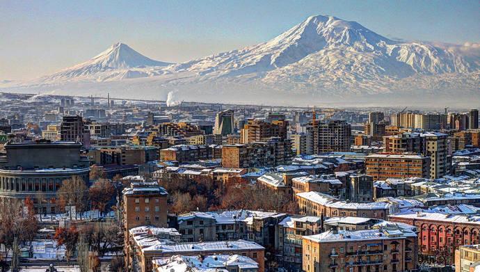 La Joyería internacional se reúne en Armenia
