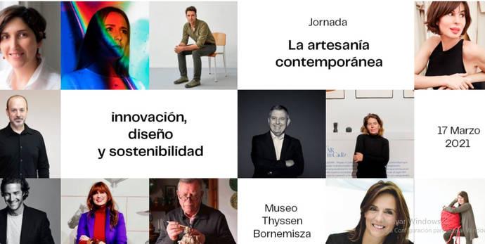 El futuro de la Artesanía, a debate en el Thyssen