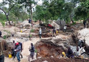 Nigeria intenta encontrar el camino para una industria minera del siglo XXI