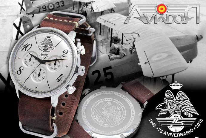 Ayserco celebra el 75 aniversario de la Academia del Aire