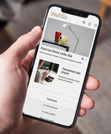 Balclis impulsa su canal online de subastas