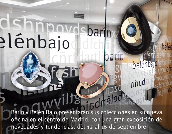 8fc333200f48 Barín y Belén Bajo abren su nuevo espacio en Madrid a los profesionales