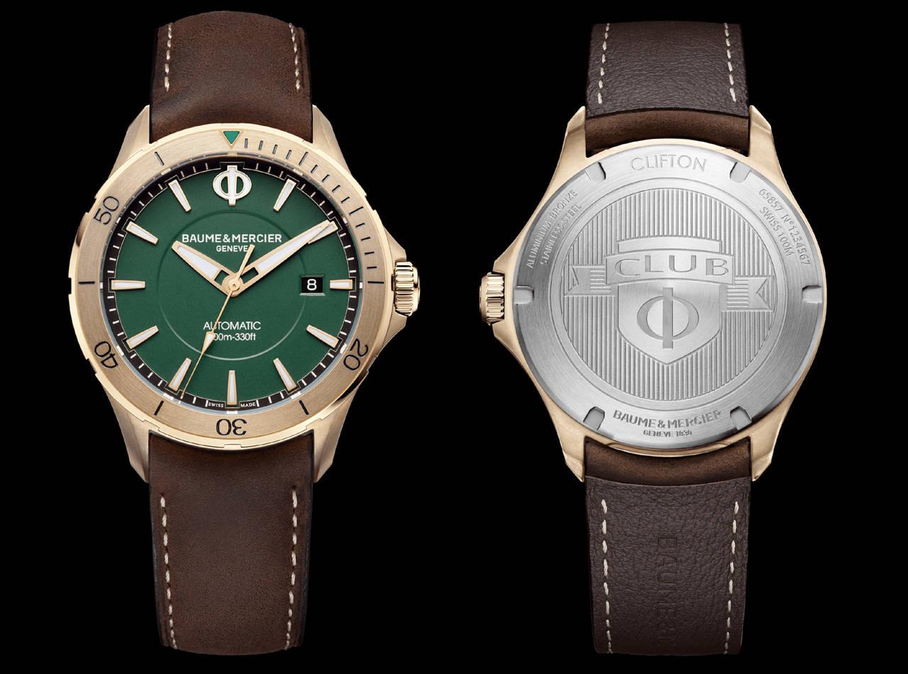 Diarsa se hace con la distribución de la relojera suiza Baume & Mercier