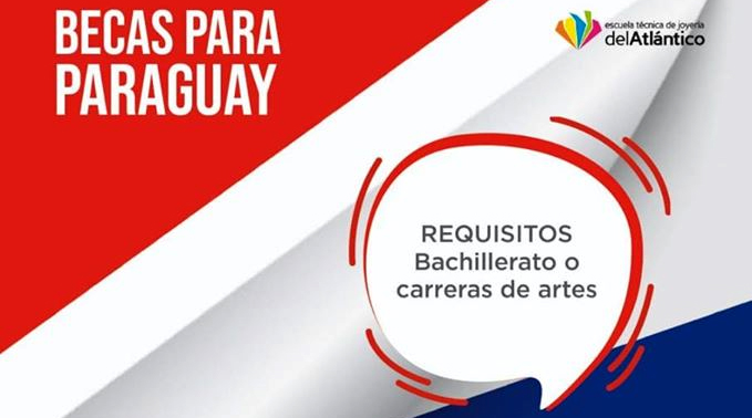 Del Atlántico a Paraguay: becas para estudiar joyería