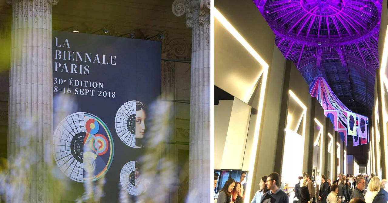 Descubriendo <em>La Biennale</em>: un paseo por los anticuarios de París