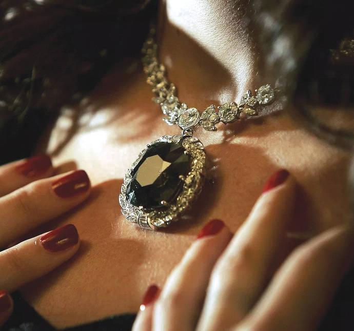 Casi tan codiciado y admirado como repudiado y maldito: el diamante negro