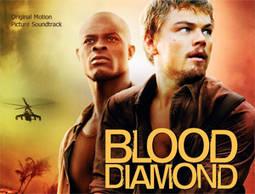 Leonardo di Caprio pone 'cara' a los diamantes sintéticos