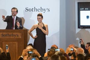 Las ventas de Sotheby's en 2015 sufren una caída del 7%