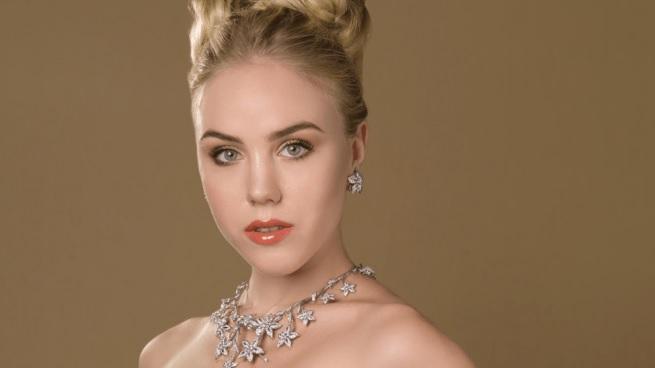 La princesa de Nápoles debuta como modelo: imagen de Generoso Gioielli