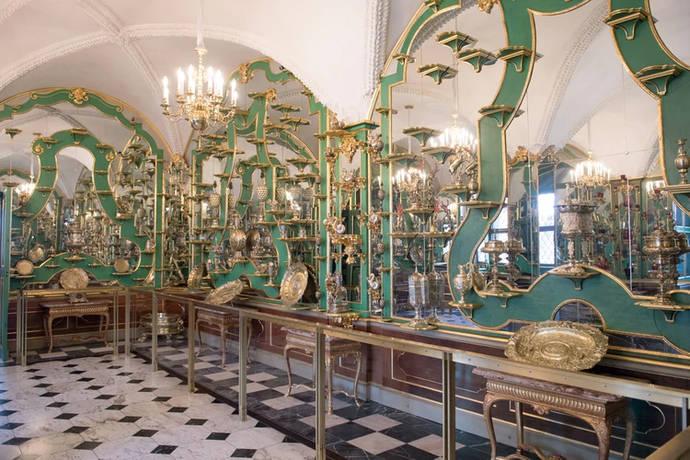 Robo de valor incalculable en la Bóveda Verde de Dresde