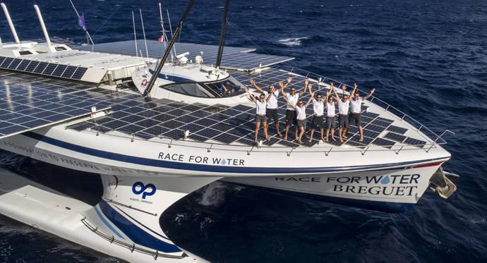 Breguet se suma a la lucha contra el plástico en los océanos