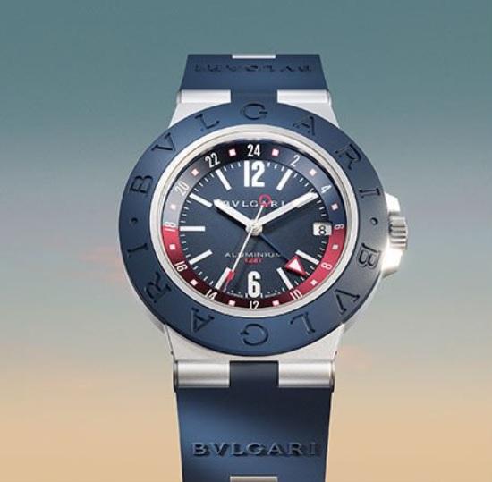 Nuevo reloj Bulgari Aluminium GMT