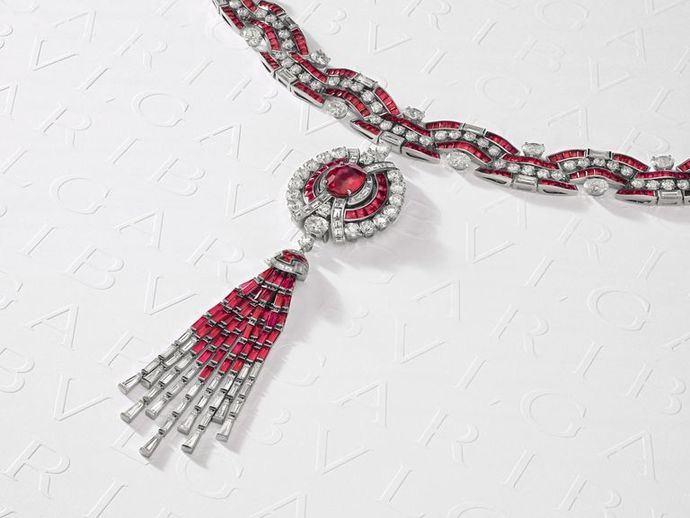 'Magnifica', la nueva colección de alta gama de Bvlgary