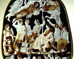 Una obra única en su especie: El gran Camafeo de Francia