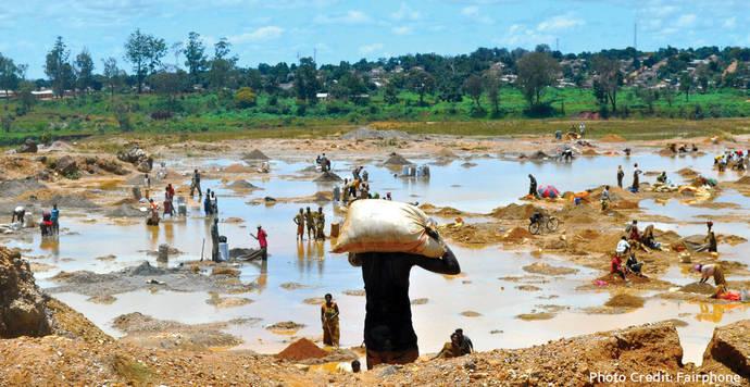 Una pandemia devastadora para la minería artesanal