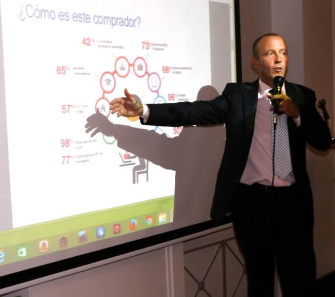 Carlos Trobo: Nuestra propia web debe ser la primera opción de venta de cara al cliente