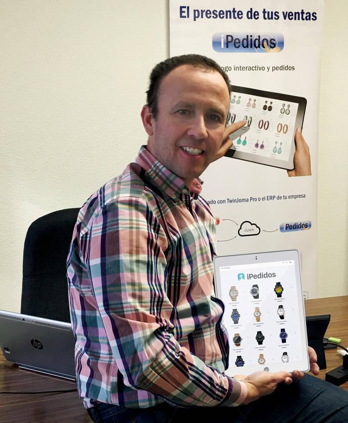 Tecnología del siglo XXI para la venta de joyas: iPedidos