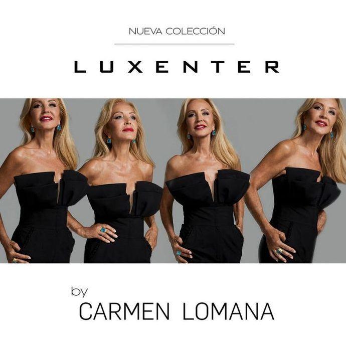 Nuevos clásicos. Discover Carmen Lomana by Luxenter