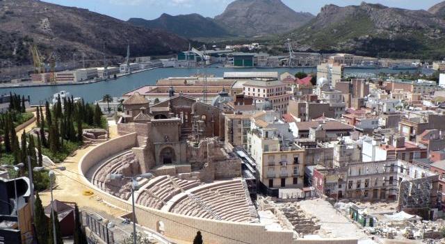 Viaje cultural de AETA a Cartagena