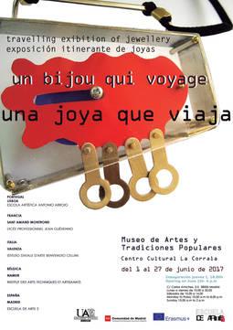 La Escuela Arte 3 de Madrid cierra el curso con dos exposiciones de sus alumnos
