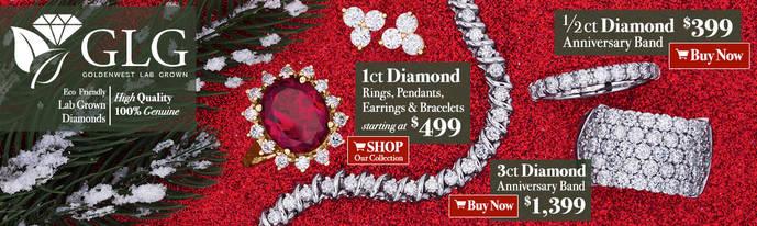 Seria competencia para los diamantes low cost de De Beers