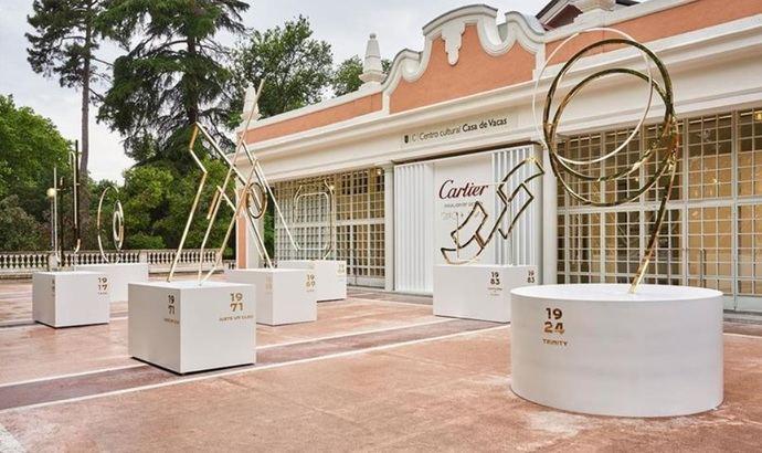 Cartier celebró la Cultura del Diseño en el Retiro con más de 40.000 visitantes
