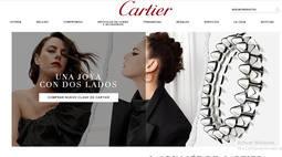 Cartier prepara una plataforma digital para presentar sus novedades