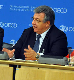 Gaetano Cavalieri es el presidente de CIBJO.