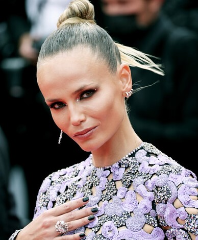 Natasha Poly, de Chaumet en el Festival de Cannes