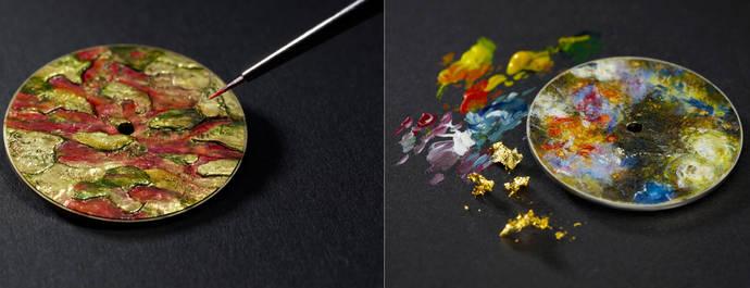 Chaumet homenajea al impresionismo abstracto