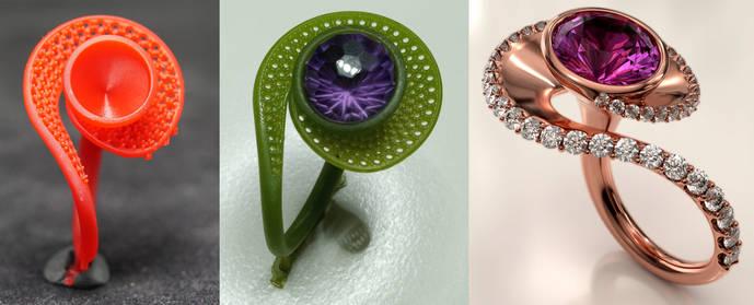 Chesco Díaz: <em>La tienda aún no ha acabado de incorporar el diseño 3D y ahora es una posibilidad real de mejora en la venta de joyas</em>